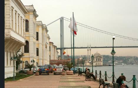Galatasaray Üniversitesi'nin restorasyon