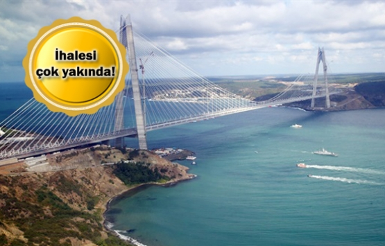 Yavuz Sultan Selim Köprüsü'ne raylı sistem geliyor!