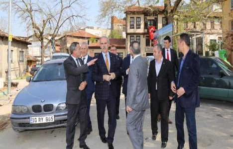 Bursa Fidyekızık Mahallesi'nin altyapısı güçleniyor!