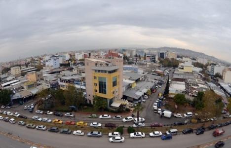 Ankara'daki eski sanayi