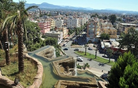 Antalya Manavgat'ta 3