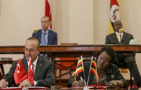 Türk şirketi Uganda'ya