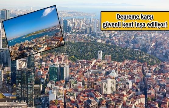 İstanbul'da kentsel dönüşüm hız kesmiyor!