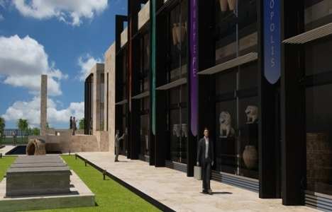 Mersin'e yeni arkeoloji müzesi inşa edilecek!