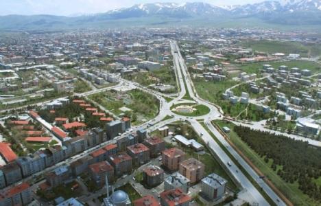 Erzurum Büyükşehir'den 244.5