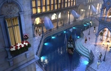Gaziosmanpaşa Venedik Sarayları Evleri'nde yüzde 5 peşinatla!
