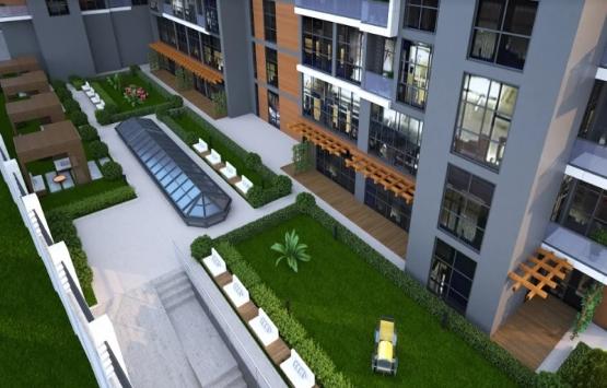 Modern City Bahçelievler'de
