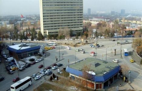Mimarlar Tandoğan Meydanı'nı için yargıya taşıyor!