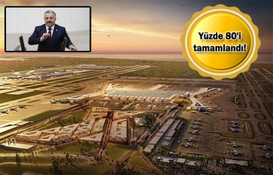 3. Havalimanı'nın ismi