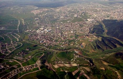 Arnavutköy Saklıgöl Evleri'nin bulunduğu arazinin imar planı değişti!