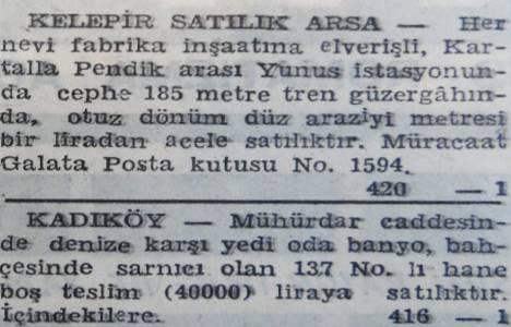 1946 yılında Kartal'da