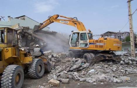 Kentsel dönüşümde yıkım kuralları değişiyor!