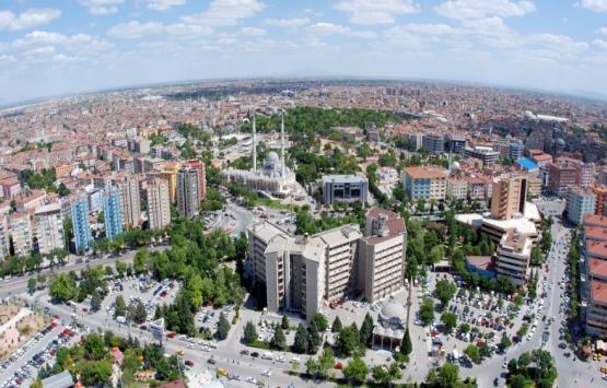 Konya Büyükşehir'den 45