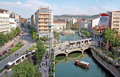 Eskişehir'de 20.3 milyon