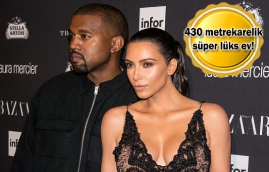 Kanye West'ten Kim