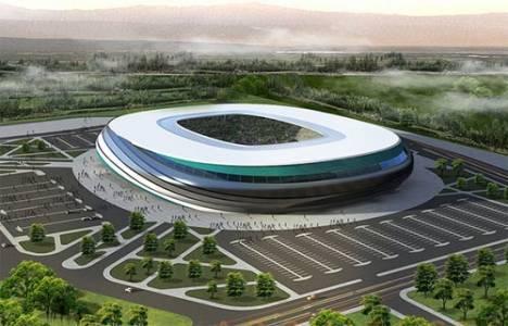 Kocaeli Stadyumu'nun temeli