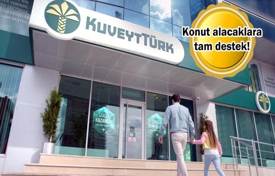 Kuveyt Türk konutta kar oranını yüzde 0,89'a düşürdü!