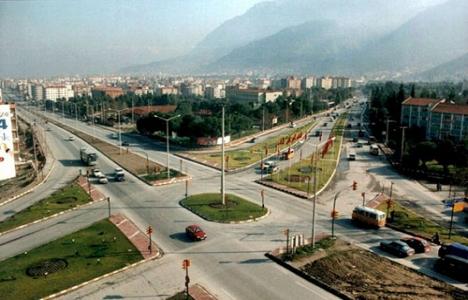 Sarıgöl'ün çehresi 150 gün sonra değişiyor!