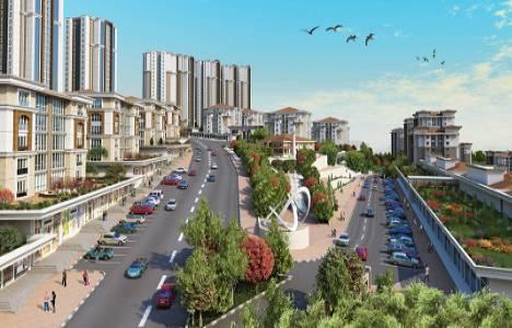 Bahçeşehir Vaditepe örnek daire resimleri