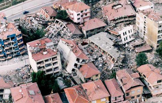 Depremde İstanbul'un yüzde