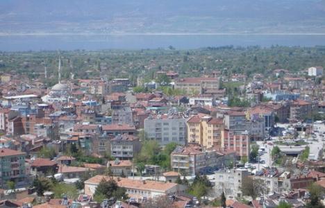 Ocak'ta Burdur'da 168