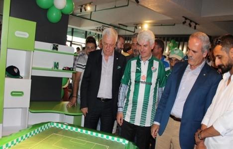 Timsah Arena Bursastore açıldı!