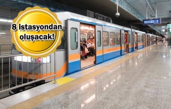 Bakırköy İDO- Bağcılar Kirazlı Metro Hattı nereden geçecek?
