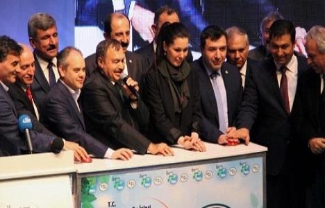 Veysel Eroğlu Samsun'da
