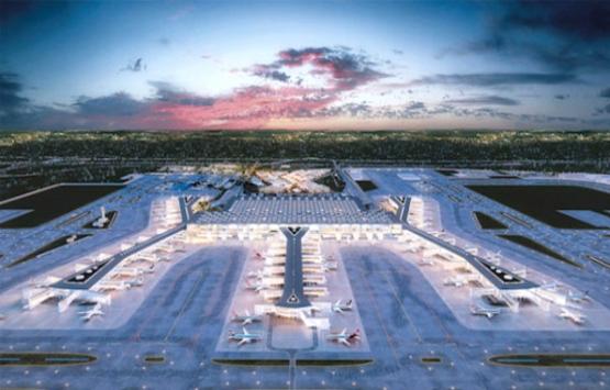 İstanbul Havalimanı'na ulaşımın