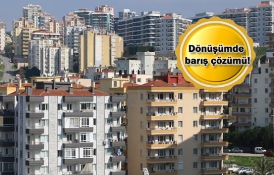 İskansız binalar mağdur olmadan hak sahibi olabiliyor!
