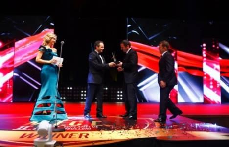 Dedeman Konya Hotel En İyi Toplantı Oteli seçildi!