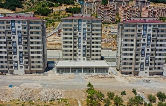 Kahramanmaraş Saçaklızade Toplu Konut projesi tamamlandı!