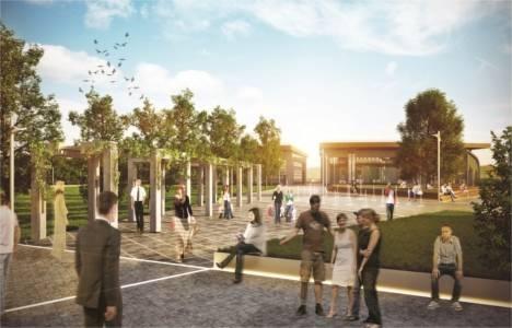 Şanlıurfa Şehir Parkı'nın temel atma töreni gerçekleşti!