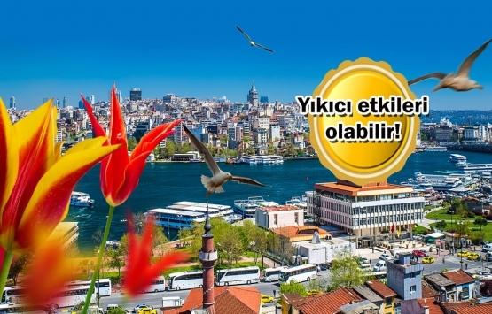 İstanbul için korkutan tsunami uyarısı!