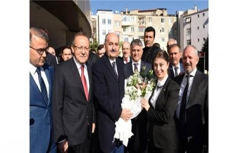 Mehmet Müezzinoğlu Balıkesir'de