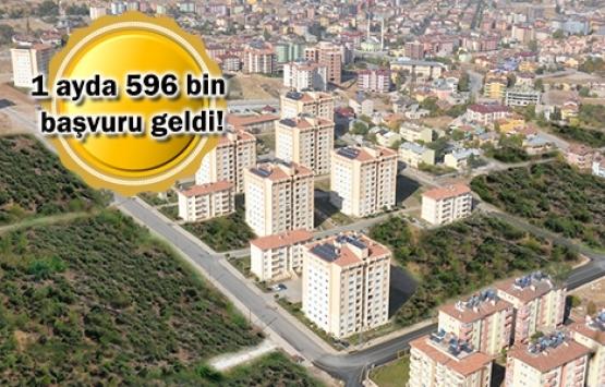 TOKİ 50 bin
