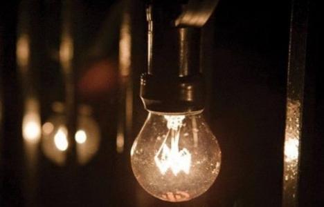 İstanbul elektrik kesintisi 11 Eylül 2015!