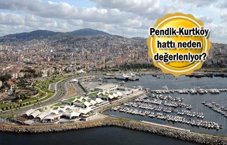 Pendik-Kurtköy hattında markalı konut projeleri yarışıyor!