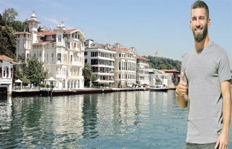 Arda Turan parasını emlak sektörüne yatırıyor!