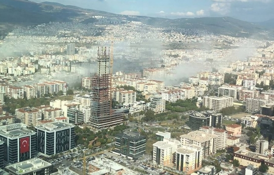 İzmir'de çöken Emrah Apartmanı'nın müteahhidinin oğluna takipsizlik kararı!