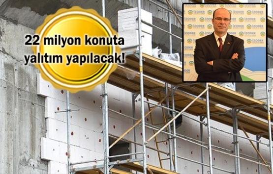 Bina yalıtımında Avrupa'nın en büyükleri arasındayız!