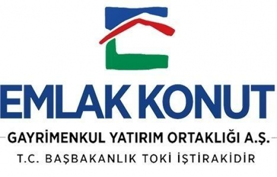 Emlak Konut 410 milyon TL'lik kredi kullandı!