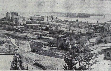 1936 yılında İstanbul'un