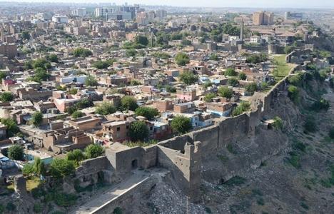 Diyarbakır'da zarar gören