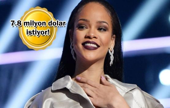 Rihanna Hollywood Hills'teki malikanesini satıyor!
