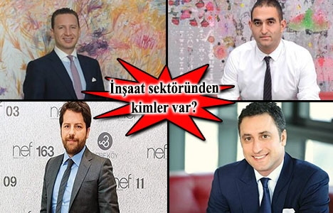 Türkiye'nin 40 yaş altı en güçlü 40 CEO'su!