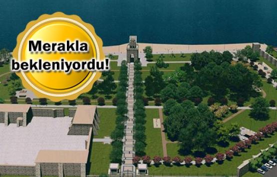 Ataköy Millet Bahçesi'nde çalışmalar başladı!