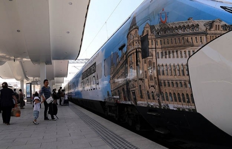 Yüksek Hızlı Tren seferleri yeniden başladı!