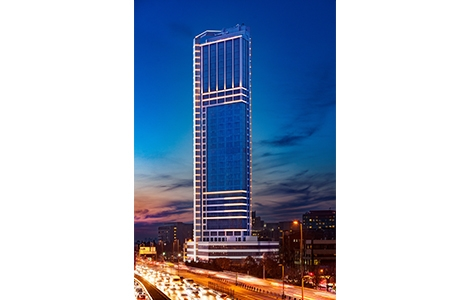 Mecidiyeköy Nurol Tower