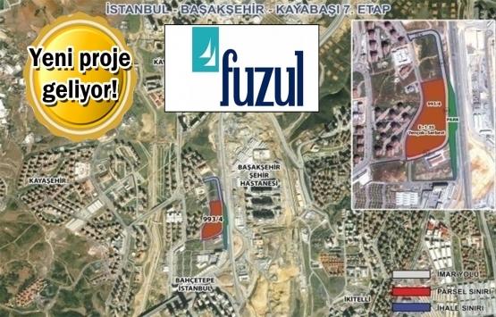 Emlak Konut GYO Başakşehir Kayabaşı 7. Etap arsası Fuzul Grup'un!